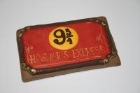 """Билет на """"Хогвартс Экспресс"""""""
